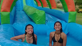 Bouncers, Inflatables & Wet Slides